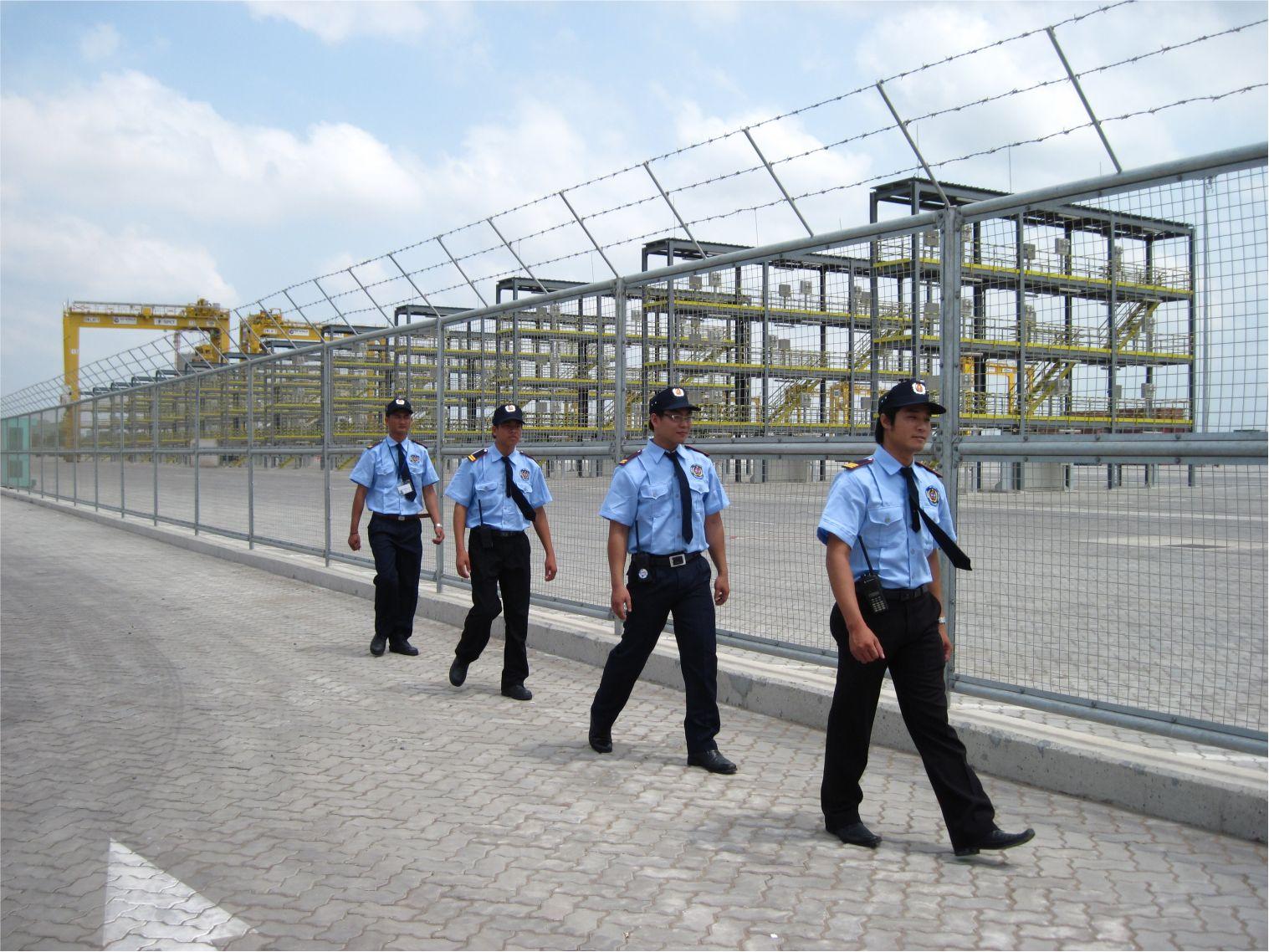 Bảo vệ KCN